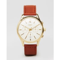 Henry LondonWestminster HL39-CS-0014 - Orologio color cuoio - Marrone