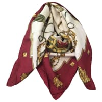 HermèsPre-Owned - SILK SQUARE SCARF