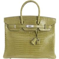 HermèsBirkin Krokodil handtaschen - aus zweiter Hand