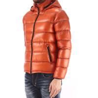 HernoDown Jacket for Men, Puffer Ski Jacket On Sale, Orange, polyamide, 2016, L M S XL