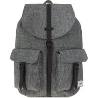 HerschelDawson Backpack, Raven Cross Black Rubber