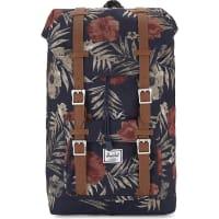 HerschelLittle America Mid Backpack, Peacoat Flora