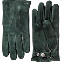 HestraRobert Glove Suede | Forest Green