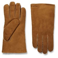HestraShearling Gloves - Tan