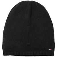 Tommy HilfigerThdw Sweaterknit Hat 7, Paraorecchie Donna, Nero (Tommy Black 078), One Size (Taglia Produttore:OS)