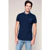 Hilfiger DenimPolo shirts - dm0dm01389thdm polo s/s 10 - Blue / Navy