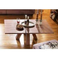 HOME AFFAIRECouchtisch »Monty«, in zwei Breiten, braun, großer Tisch, Braun