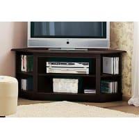 HOME AFFAIREEck-TV-Möbel »Skagen«, braun, kolonialfarben