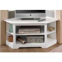 HOME AFFAIREEck-TV-Möbel »Skagen«, weiß, weiß