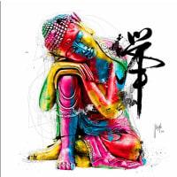 HOME AFFAIREHome affaire, Deco Panel, »Buddha«, 70/70 cm