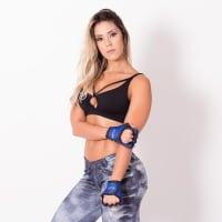 honeybeLuva Fitness em Nylon Dry LOLDRY07 - Feminino
