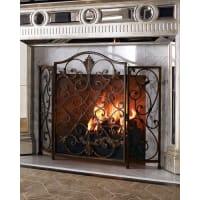 Ambella HomeValencia Fireplace Screen