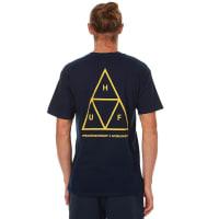 HUFTriple Triangle Mens Tee Blue