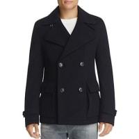 HUGO BOSSCallun Wool Pea Coat