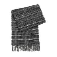 HUGO BOSSDezent melierter Schal aus Schurwoll-Mix mit Alpakawolle: Women-Z 525