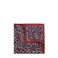 HUGO BOSSPatterned pocket square in silk: Pocketsquare 33x33 cm