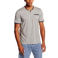 HUGO BOSSHerren T-Shirt Jersey Shirt BP SS 10161407 01, Einfarbig