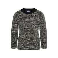 HUGO BOSSHugo Boss Farala Italian Wool Slub Sweater XS Patterned