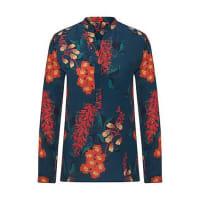 HUGO BOSSSeidenbluse mit floralem Muster: Ennysa