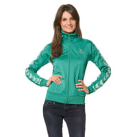 HummelClassic Bee Womens Zip Jacket Trainingsjacke, grün, Türkis