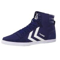 HummelSLIMMER STADIL HIGH Sneakers blau
