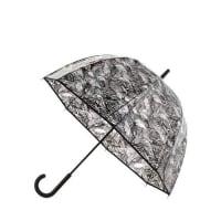 HunterOriginal Wave-Print Bubble Umbrella
