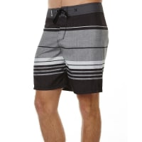 HurleyRegiment Mens Boardshort Black