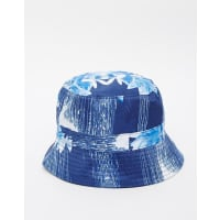 HypeFloral Drips Bucket Hat - Blue