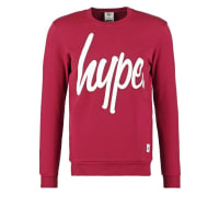HypeSweatshirt dark red