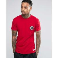 HypeT-shirt avec logo armoiries - Rouge