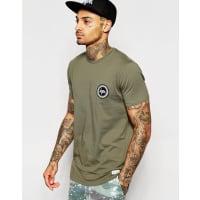 HypeT-shirt avec logo armoiries - Vert