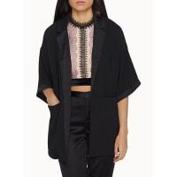 IconeFluid kimono blazer