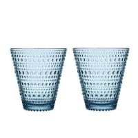iittalaKastehelmi glass 30 cl 2-pakk lyseblå