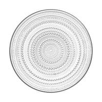 iittalaKastehelmi tallerken stor - 31,5 cm klar
