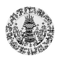 iittalaTaika tallerken svart 27 cm