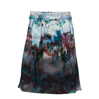 Ilse JacobsenWomens Wood Skirt