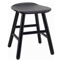 InikoHallow Stool, Black