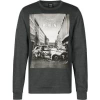 IriedailyGreetings Crew Sweater grau meliert grau meliert