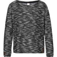 IriedailyHomy Crew W Sweater schwarz weiß meliert schwarz weiß meliert