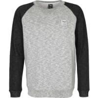 IriedailySlubhead Raglan Sweater black white