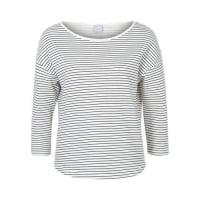 IriedailySweatshirt mit 3/4-Ärmeln blau / weiß