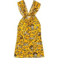 Isabel MarantAcan Printed Cotton Top - Yellow