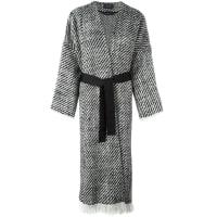 Isabel MarantIban tweed coat