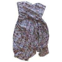 Isabel MarantPre-Owned - Multicolour Silk Dress