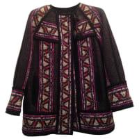 Isabel Marants Fall-winter 2015 Runway Collection Wool Jacket