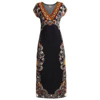 IvkoGebreide jurk anthrazit