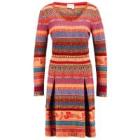 IvkoGebreide jurk kirsche