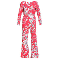 IvyRevelCARRO Jumpsuit red