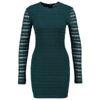 IvyRevelGebreide jurk teal green