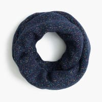 J.crewGirls speckled cotton infinity scarf